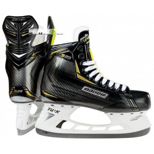 Łyżwy hokejowe Bauer Supreme BTH18 S29 SR