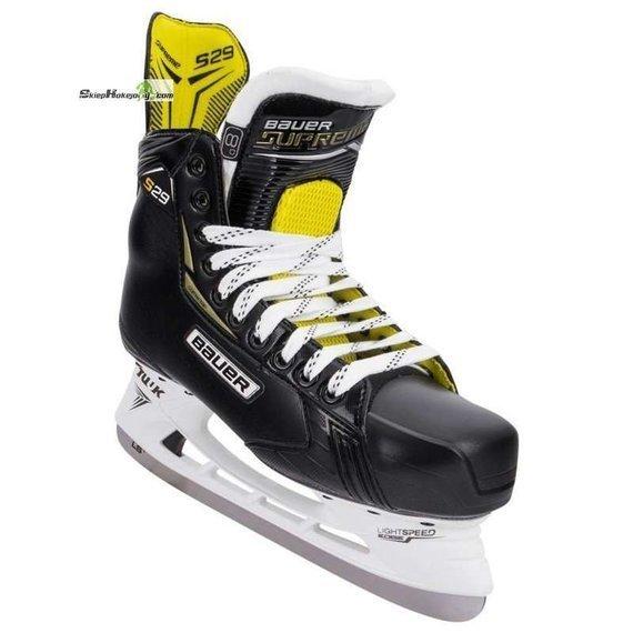 Łyzy hokejowe Bauer Supreme BTH18 S29 Junior