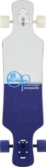 Ocean Pacific Drop Through Kompletny Longboard