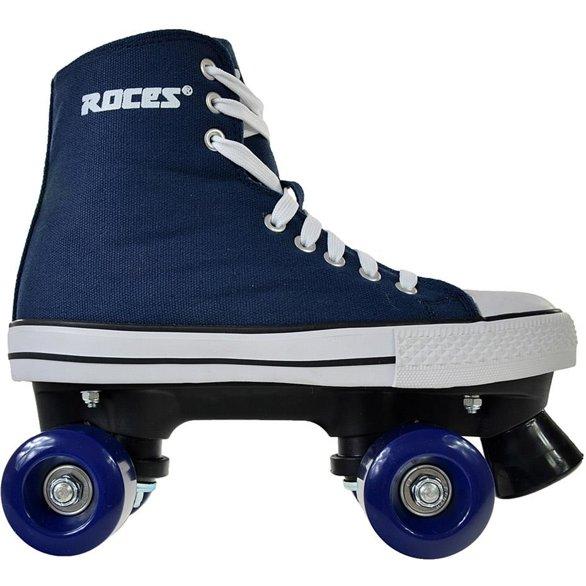 Wrotki Roces Chuck Classic Roller niebieskie 550030 01