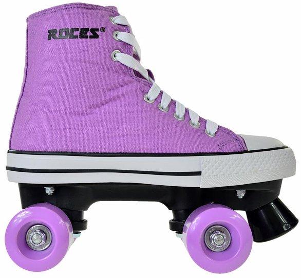 Wrotki Roces Chuck Classic Roller różowe 550030 02/05
